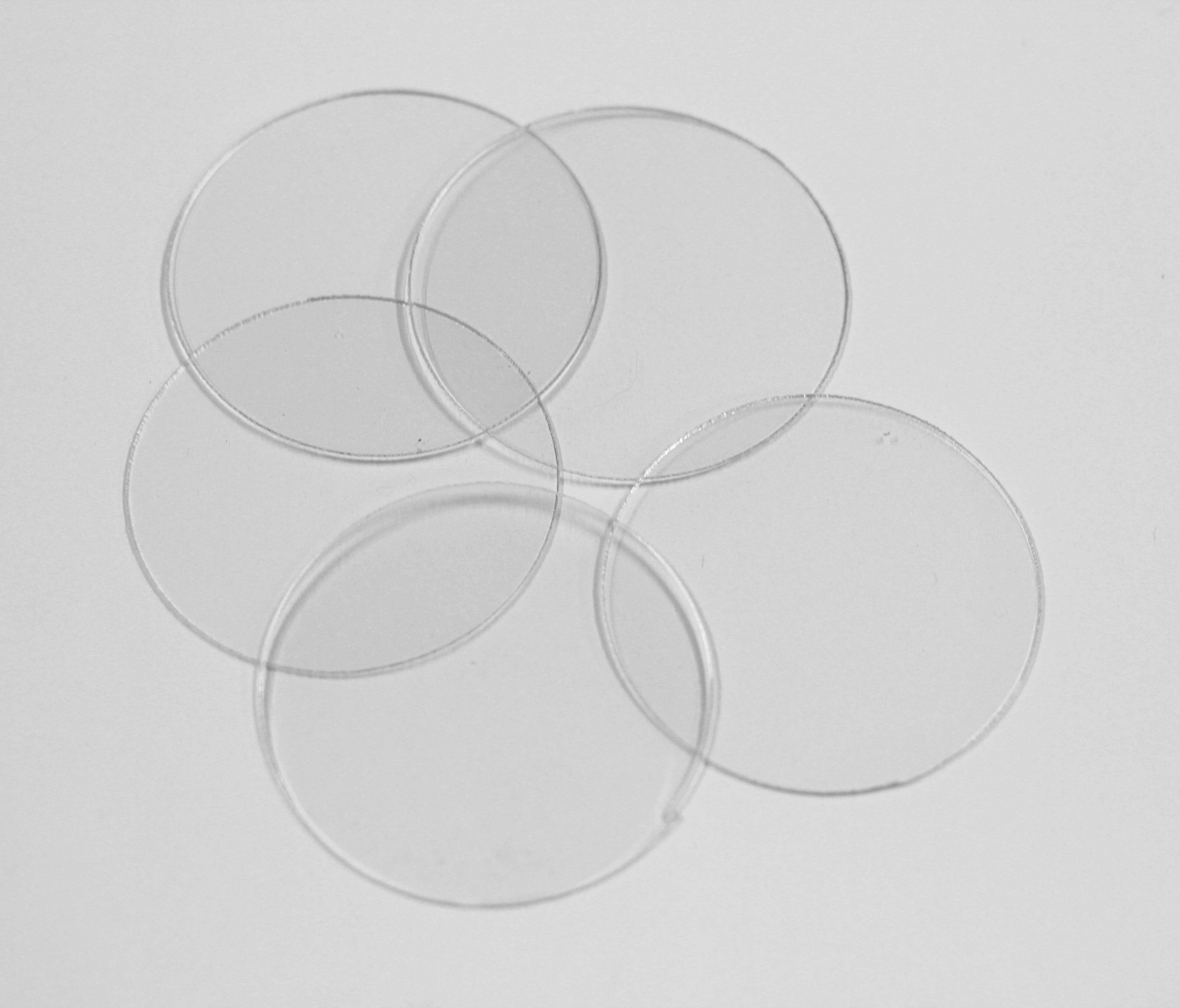 laser cut final circles