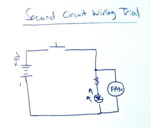 second trial - pcom circuit-