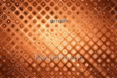 Abstract Graphic Design Background Circle Pattern