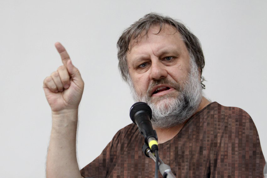 Bildnummer: 58366819 Datum: 20.08.2012 Copyright: imago/ITAR-TASS ITAR-TASS: MOSCOW, RUSSIA. AUGUST 20, 2012. Slovenian philosopher and culturologist Slavoj Zizek speaks at Russia s National Centre for Contemporary Arts. PUBLICATIONxINxGERxAUTxONLY People Kultur Portr‰t x0x xst 2012 quer 58366819 Date 20 08 2012 Copyright Imago ITAR TASS ITAR TASS Moscow Russia August 20 2012 Philosopher and Speaks AT Russia S National Centre for Contemporary Arts PUBLICATIONxINxGERxAUTxONLY Celebrities Culture Portrait x0x 2012 horizontal