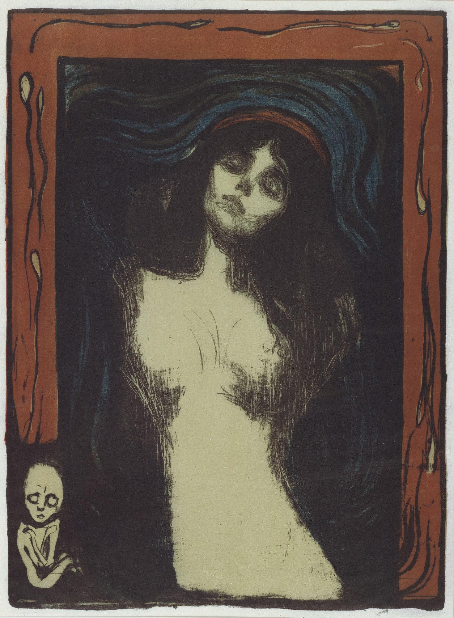 madonna-litograph-1895-1902